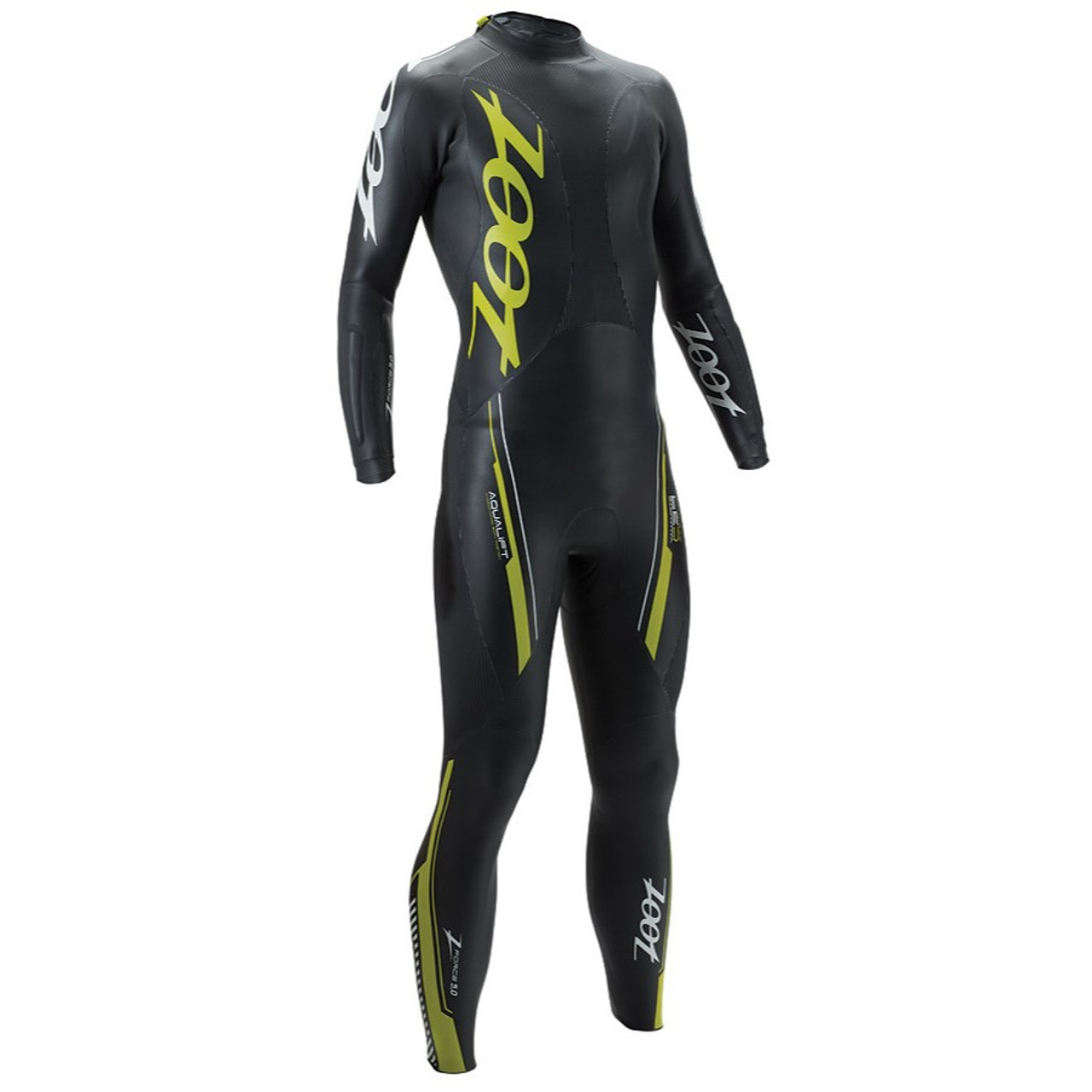 1dfddaae79 Zoot Men s Z Force 5.0 Wetzoot Wetsuit - 2016 - Triathlete Sports