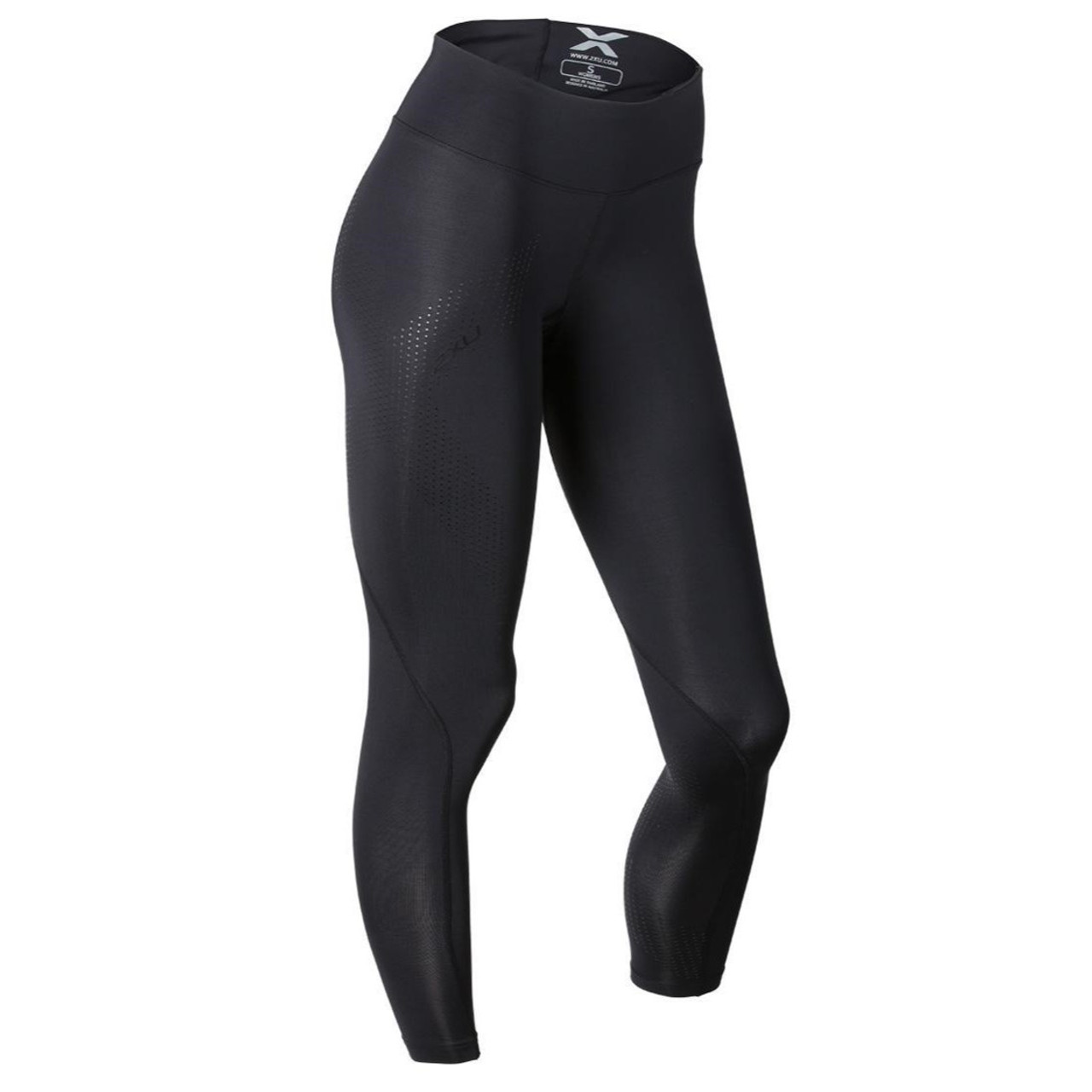 1a4d02fd88 2XU Women's Wide Waist Band Compression Tight - 2019 - Triathlete Sports