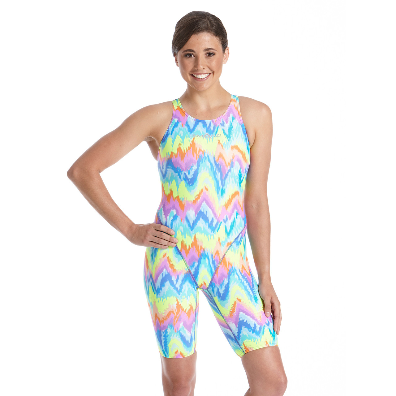 cda8145150b Amanzi Women's Aurora Knee Length Swimsuit