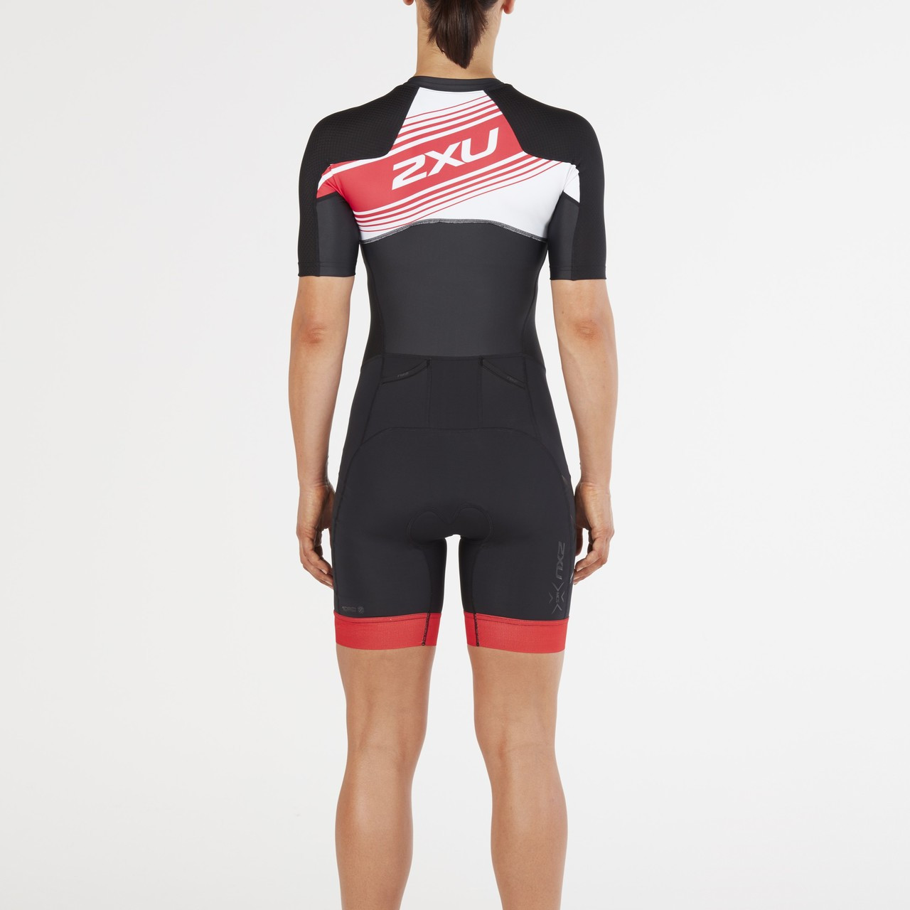 a958decd165 ... 2XU Women's Compression Sleeved Tri Suit - Back
