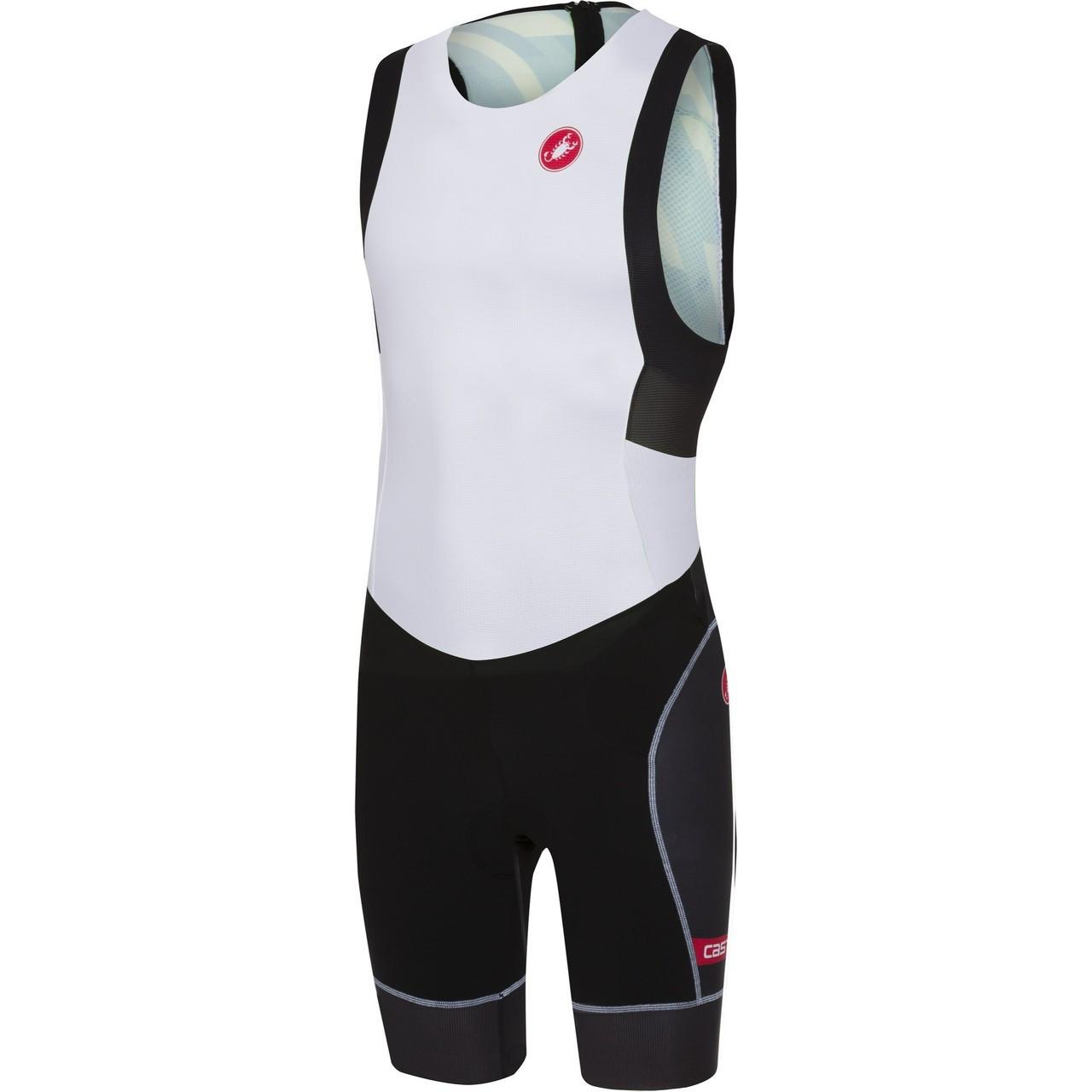 Ironman Suit Triathlon Details about  /Castelli Free Tri ITU Bike