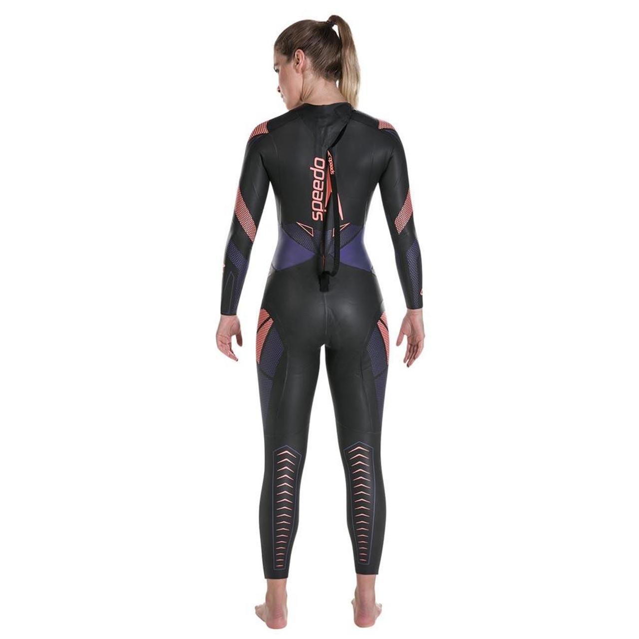 ... Speedo Women s Fastskin Xenon Full Sleeve Wetsuit - Back 2c92c9780