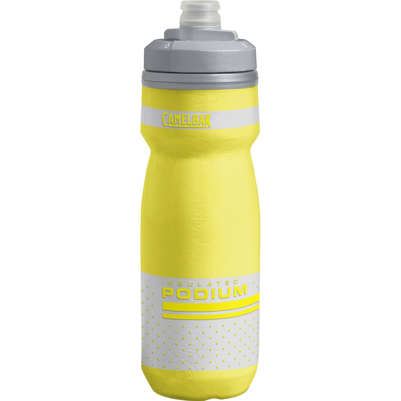 Best Water Bottles 2020.Camelbak Podium Chill 21 Oz Reflective Insulated Water Bottle 2020