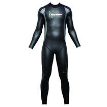 Aqua Sphere Men's WT50 Winter Aqua Skin