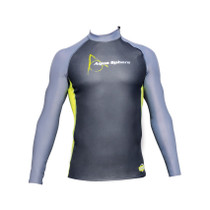 Aqua Sphere Men's Long Sleeve Aqua Skin Top
