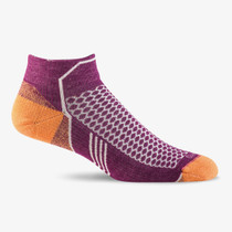 Goodhew Women's Inspire Lo Quarter Sock