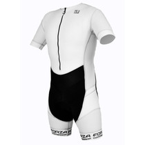 DeSoto Men's Riviera Sleeved Tri Suit