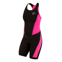 Pearl Izumi Women's Select Pursuit Tri Suit - Screaming Pink