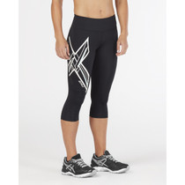 2XU Women's Ice-X Mid-Rise Compression 3/4 Tight
