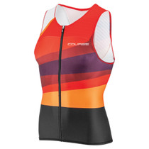 Louis Garneau Men's Tri Course Sleeveless Tri Top