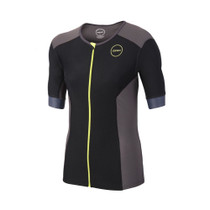 Zone3 Men's Aquaflo Plus Short Sleeve Tri Top