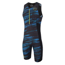 Zone3 Men's Activate Plus Full Print Tri Suit