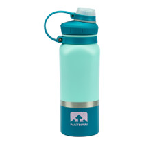 Nathan Hammerhead 3-Tone Stainless Steel 18oz Water Bottle