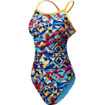 TYR Women's Mosaic Diamondfit Swimsuit