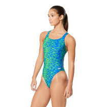 Speedo Women's Modern Matrix Super Pro Swimsuit