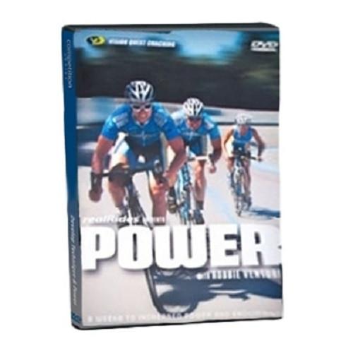 RealRides Power Indoor Trainer DVD