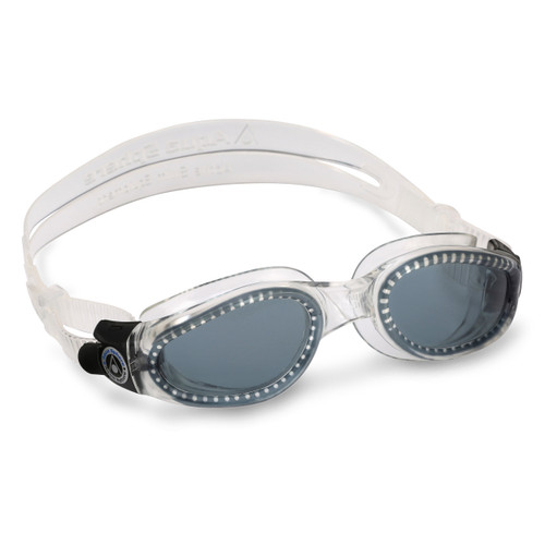 Aqua Sphere Kaiman Swim Goggles With Tinted Lenses For Smaller Faces
