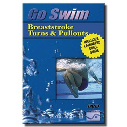 Go Swim Breaststroke Turns & Pullouts with Dave Denniston DVD