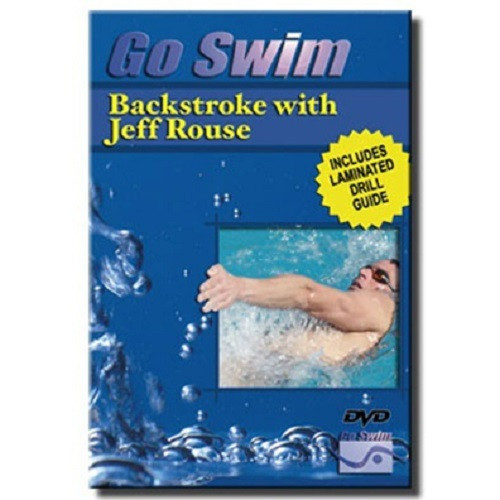 Go Swim Backstroke with Jeff Rouse DVD