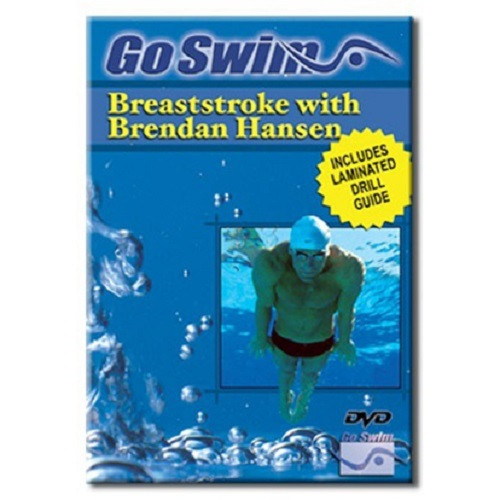 Go Swim Breaststroke with Brendan Hansen DVD