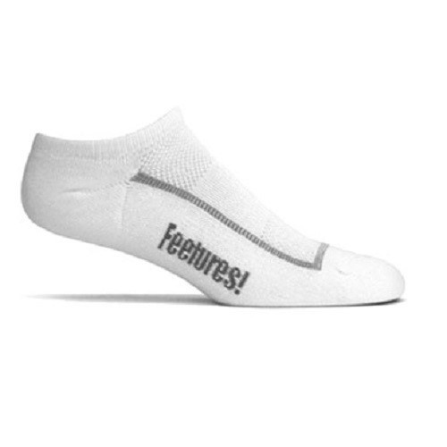 Feetures! High Performance Light Cushion No Show Sock
