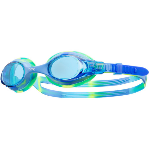 TYR Youth Swimples Tie Dye Goggles