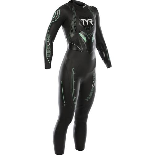 TYR Women's Hurricane Category 3 Full Sleeve Wetsuit