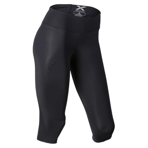 2XU Women's Wide Waist Band Compression 3/4 Tight