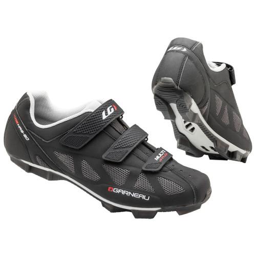 Louis Garneau Men's Multi Air Flex Cycling Shoe - Black