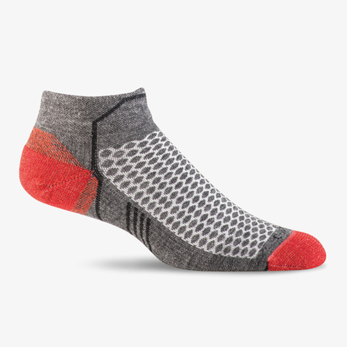 Goodhew Men's Inspire Lo Quarter Sock