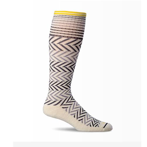 Sockwell Women's Chevron Moderate Compression Sock