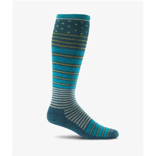 Sockwell Women's Twister Firm Compression Sock