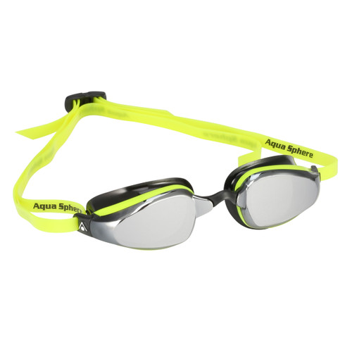 Aqua Sphere K-180 Goggle with Mirrored Lens
