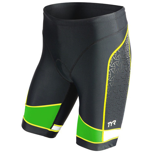 """TYR Men's 9"""" Competitor Tri Shorts"""