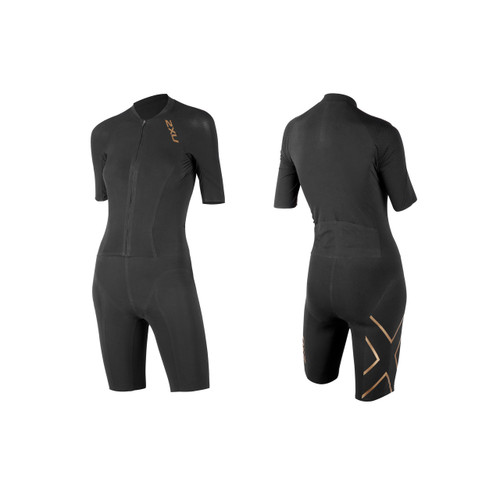 2XU Women's Project X Sleeved Tri Suit