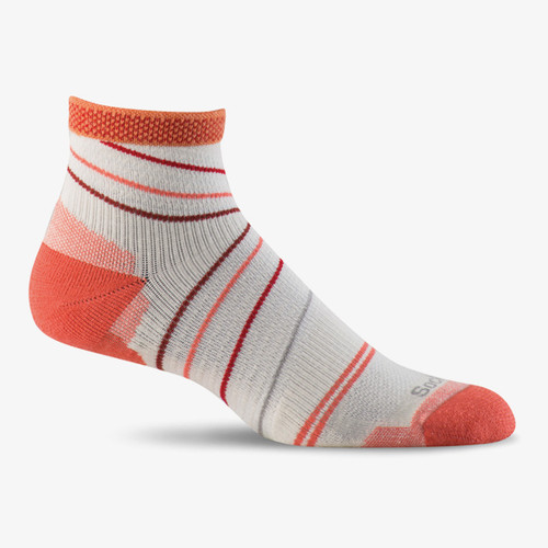 Sockwell Women's Pacer Quarter Stabilization Sock