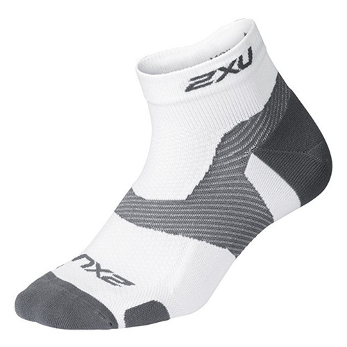 2XU Vectr 1/4 Crew Light Cushion Sock
