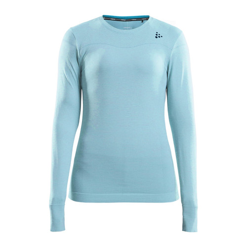 Craft Women's Fuseknit Comfort Long Sleeve Baselayer Top