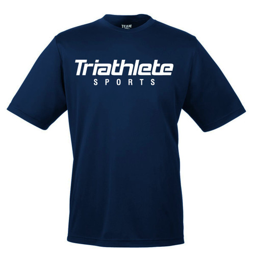Triathlete Sports Men's Tech T-Shirt