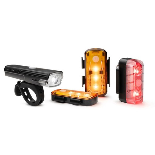 Blackburn Luminate 360 Bike Light Set