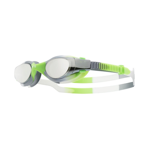 TYR Youth Vesi Tie Dye Mirrored Swim Goggle