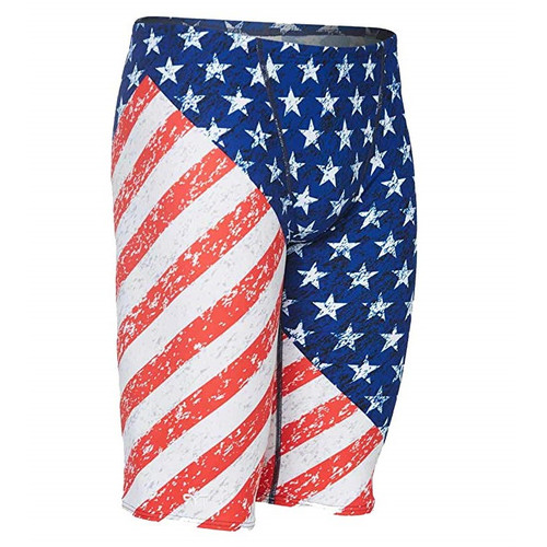 TYR Men's Star Spangled Swim Jammer