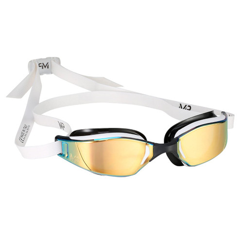 Phelps Exceed Titanium Mirrored Swim Goggle