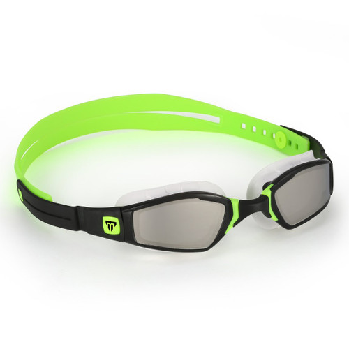 Phelps Ninja Mirrored Swim Goggle