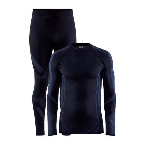 Craft Men's Core Dry Fuseknit Baselayer Set