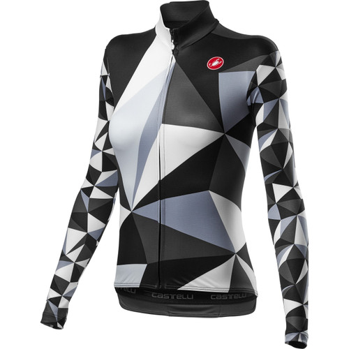 Castelli Women's Long Sleeve Triangolo Mid Jersey