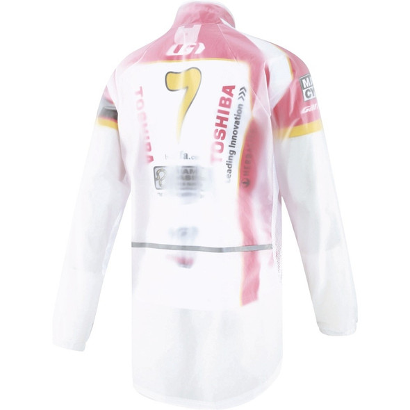 Louis Garneau Men's Clean Imper Jacket - Back