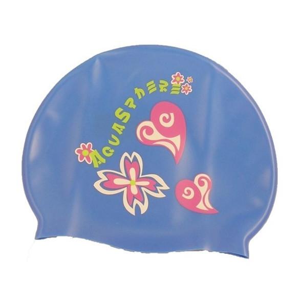 Aqua Sphere Kid's Silicone Swim Cap