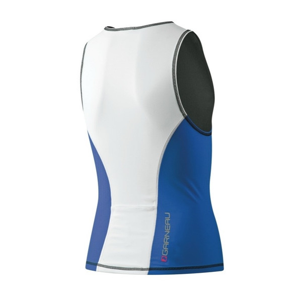 Louis Garneau Junior Comp Sleeveless Tri Top - Back