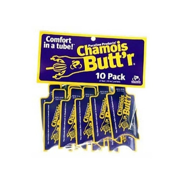 Paceline Chamois Butt'r 9ml 10 Pack